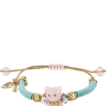 FRIENDSHIP PINK BEAR BRACELET