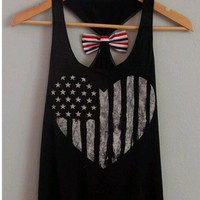 Stylish Summer Sexy Beach Hot Comfortable Bralette Butterfly Black Tops Vest [8894745415]