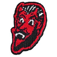 Devil's Grin Chenille Patch