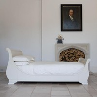Manoir Painted Bed | Painted Finish
