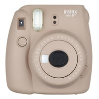 Fujifilm instax mini 8+ Camera - Cocoa (Brown)