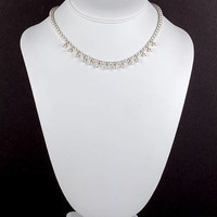As seen on Riverdale Swarovski Pearl Necklace Choker