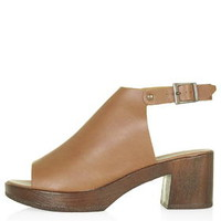 BELIZE Shoe Boots - Tan