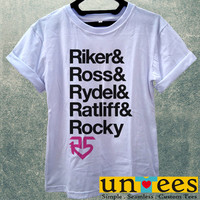 R5 Band Women T Shirt