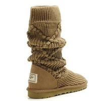 UGG Women Fashion Wool Winter Snow Boots High Boots Shoes-4