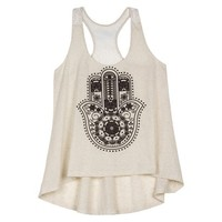 Junior's Hamsa Graphic Tank