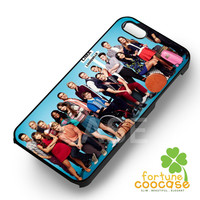Glee Musical American-1nny for iPhone 6S case, iPhone 5s case, iPhone 6 case, iPhone 4S, Samsung S6 Edge