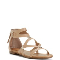 Taupe Beach Party Sandals