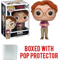 Funko Pop TV Stranger Things Barb 427 13321 W/Protector case