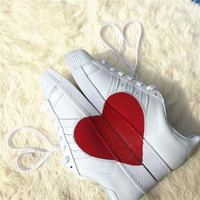 Adidas Superstar Lover Sneakers