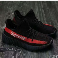 ADIDAS YEEZY 350 V2 SUPREME Sport Casual Shoes Sneakers