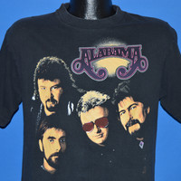 90s Alabama Country Music 1992 t-shirt Medium