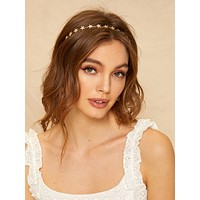 Star Decor Metal Headband