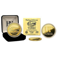 University of Florida 24KT Gold Coin