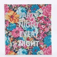 Party Every Night Photo Album - Urban Outfitters