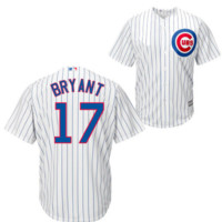 KUYOU Chicago Cubs Jersey - Kris Bryant
