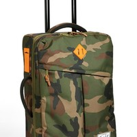 Men's Herschel Supply Co. 'New Campaign' Rolling Suitcase - Green (22 Inch)