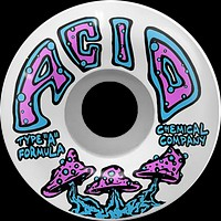 Acid Type A Shrooms 52mm 99a White