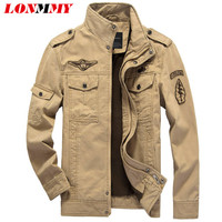 Lonmmy Appliques Solid Outerwear & Coats For Men F913381