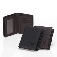Men Thicken Leather Men's Fashion Wallet [9026229635]