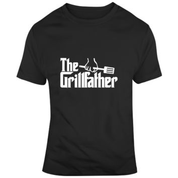 The Grillfather T Shirt