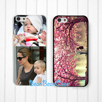 Personalised photo picture custom made case for iPhone 6, 6 Plus, iPhone 5C 5S 5 4 4S case, HTC One M7 M8, HTC One mini Desire 816 phone case