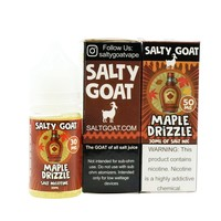 Salty Goat Maple Drizzle