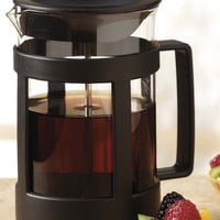 Coffee Press 6C Blk