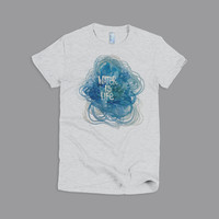 'Water Is Life' T-Shirt by Brandon Boyd