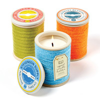 Sew Cute Large Spool Candle