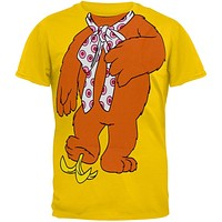 Muppets - Fozzie Body Costume T-Shirt