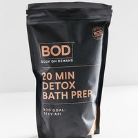 Body On Demand 20 Minute Detox Bath Prep Bath Salts | Urban Outfitters