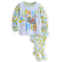 Dumbo Footed PJ PALS for Baby