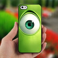Monsters inc love it - Design for iPhone 5 Black Case