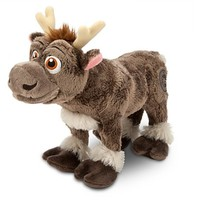 Disney - Baby Sven Plush - Frozen - 11'' - New with Tags