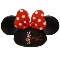 Disney Minnie Mouse Ear Hat for Girls - Personalizable | Disney Store