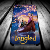 Disney Tangled 6 iPhone 4/4s/5/5s/5c/6/6 Plus Case, Samsung Galaxy S3/S4/S5/Note 3/4 Case, iPod 4/5 Case, HtC One M7 M8 and Nexus Case **