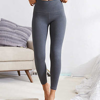 Aerie Move 7/8 Legging, Charcoal Heather
