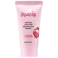 Luminizing Pink Mask with Charcoal - boscia | Sephora