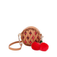 CHERRY PIE CROSSBODY: Betsey Johnson