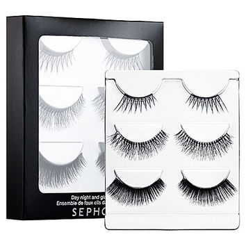 SEPHORA COLLECTION Day Night and Glam Lash Set