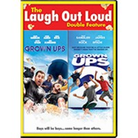 The Laugh Out Loud Double Feature: Grown Ups / Grown Ups 2 (With INSTAWATCH) - Walmart.com