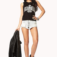 Eagle Graphic Muscle Tee | FOREVER 21 - 2079933674