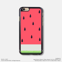 Watermelon Cute Free Shipping iPhone 6 6 Plus case iPhone 5s case iPhone 5C case iPhone 4 4S case Samsung galaxy Note 2 Note 3 Note 4 S3 S4 S5 case 257