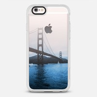 The Golden Gate Blues iPhone 6s case by Noonday Design | Casetify