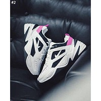 Nike M2K Tekno 2019 new casual retro old shoes running shoes #2