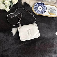 ysl women leather shoulder bags satchel tote bag handbag shopping leather tote crossbody 79