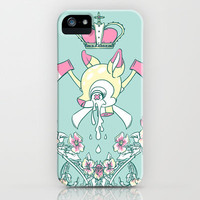 King Bambi iPhone & iPod Case by kendrawcandraw