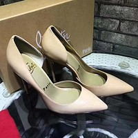 Christian Louboutin CL Women Fashion Pointed Toe High Heels Shoes