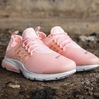 """NIKE""Air Presto Women Fashion Running Sport Casual Shoes Sneakers Pink"